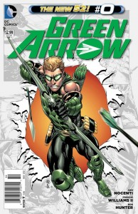 Green Arrow #0 (2012)