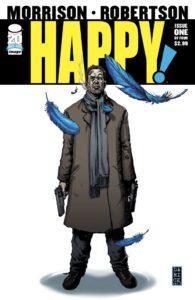 Happy #1 Cover