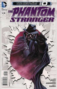 The Phantom Stranger #0