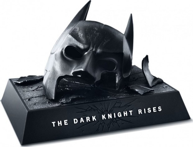 The Dark Knight Rises Collector's Edition - Broken Cowl
