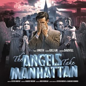 Doctor Who - The Angels Take Manhattan poster