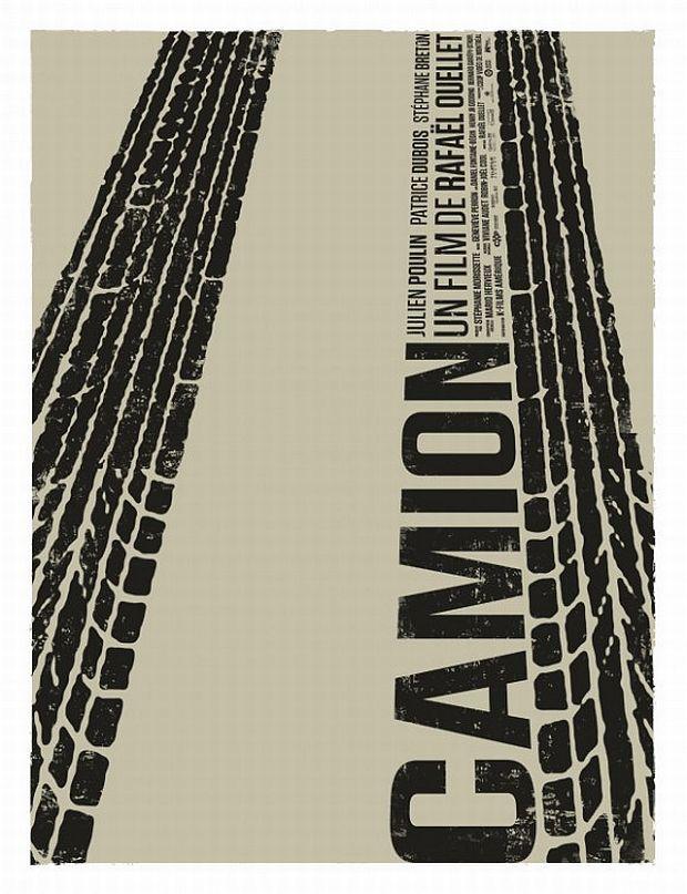 Camion poster - Karine Savard
