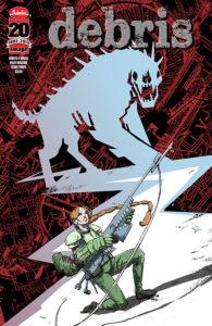 Debris #3 cover