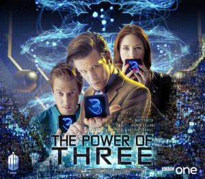 Doctor Who - The Power of Three poster