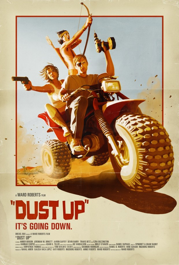 Dust Up poster