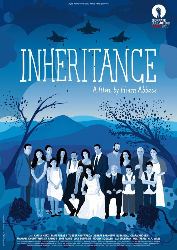 Inheritance poster