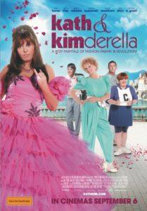 Kath and Kimderella poster