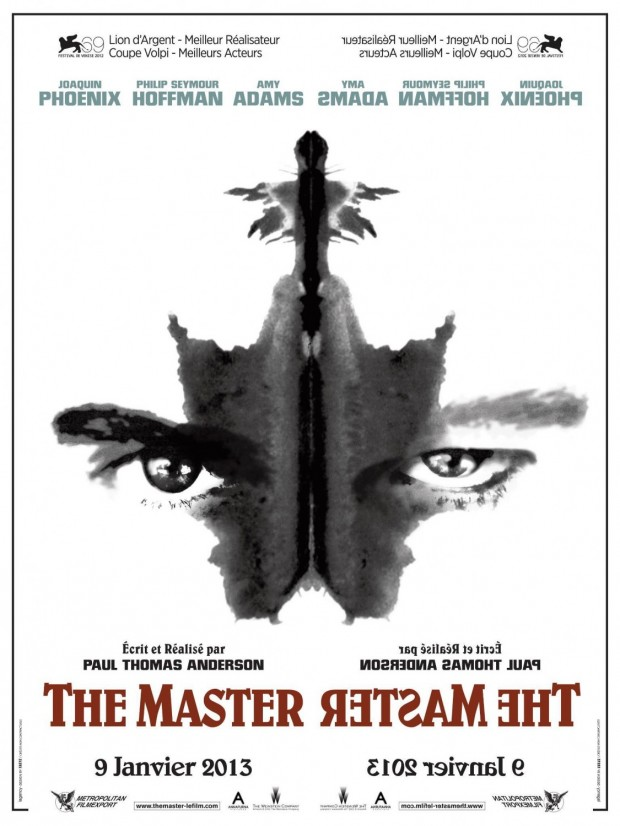 The Master poster - France
