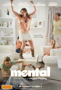 Mental poster - Australia