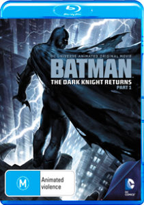 The Dark Knight Returns, Part 1 - Blu-ray - Australia
