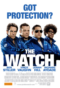 The Watch - Poster Australia