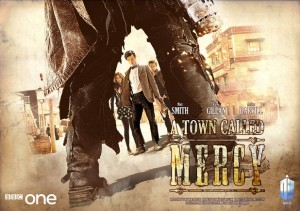Doctor Who - A Town Called Mercy poster