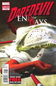 Daredevil: End Of Days 01 Cover