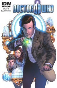 Doctor Who Vol 3 #1