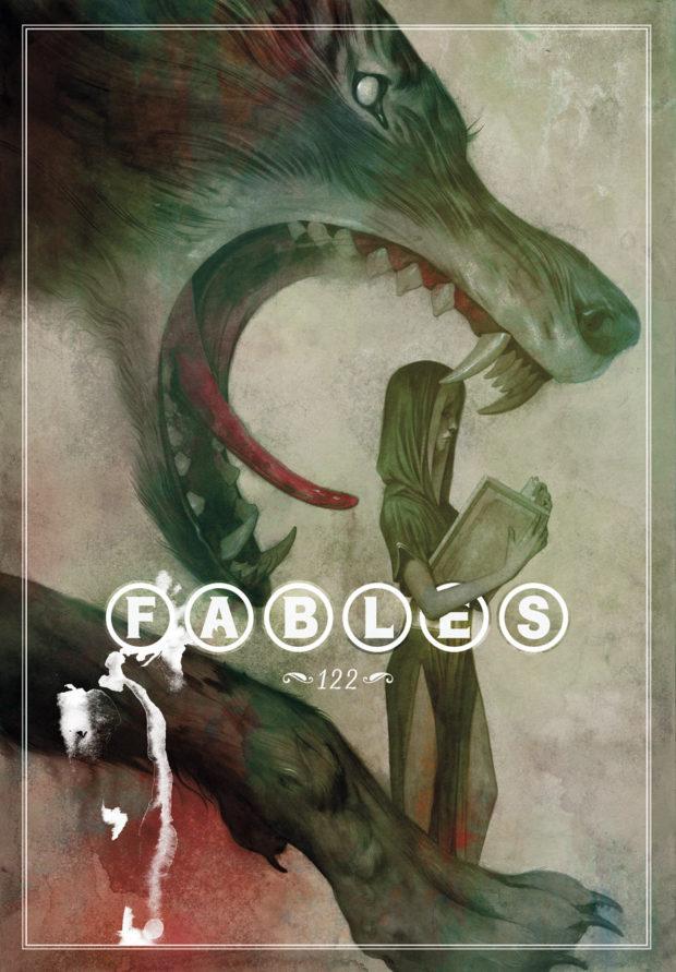 FABLES #122 (DC/Vertigo) - Artist: Joao Ruas