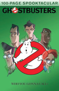 Ghostbusters: 100 Page Spooktacular Cover