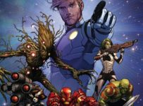 Guardians Of The Galaxy #1 (2013) Cover