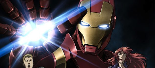 IRON MAN: RISE OF TECHNOVORE