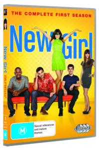 New Girl Season 1 DVD