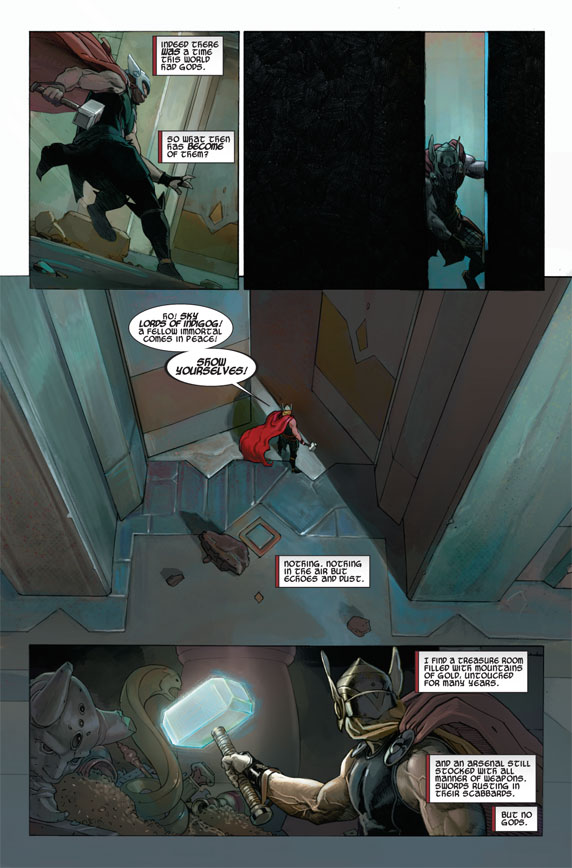 Thor: God of Thunder #1 Preview 02