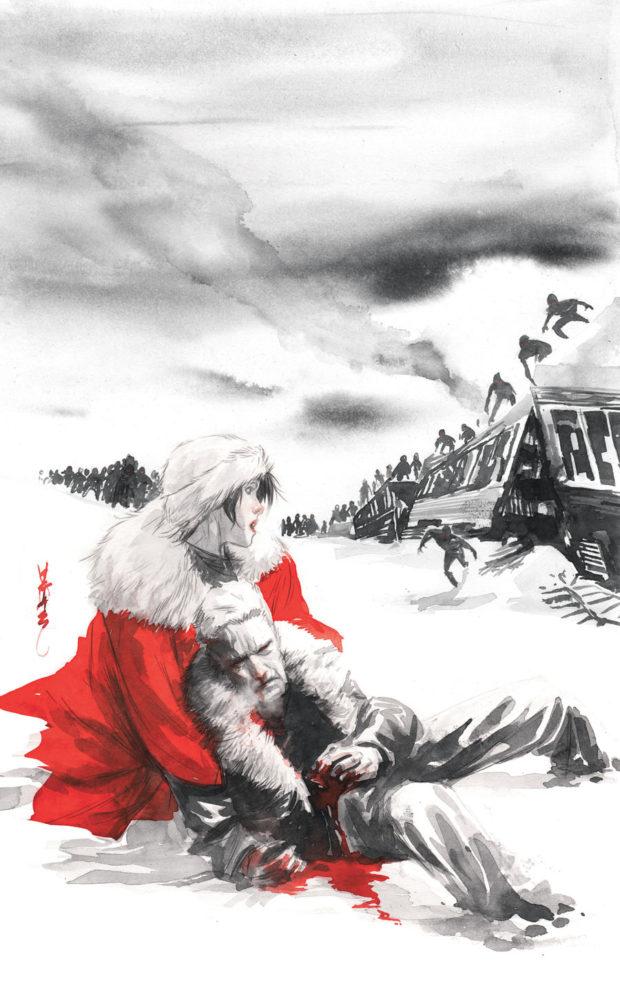 American Vampire: Lord of Nightmares #5 (DC/Vertigo) - Artist: Dustin Ngyuen