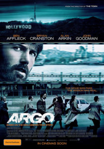 Argo poster - Australia
