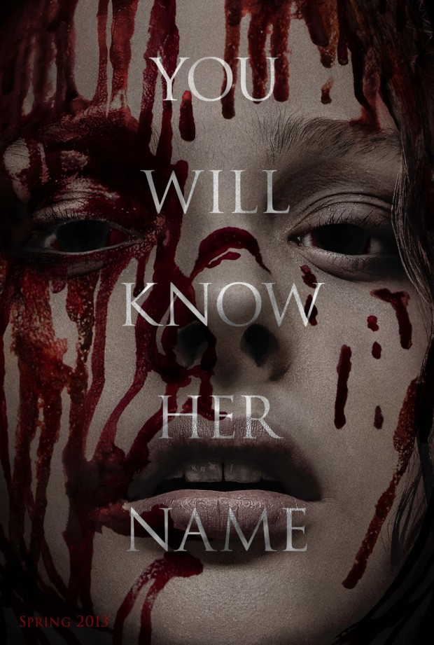 Carrie poster (2012) - ARSONAL