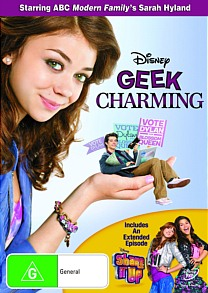 Geek Charming DVD Cover