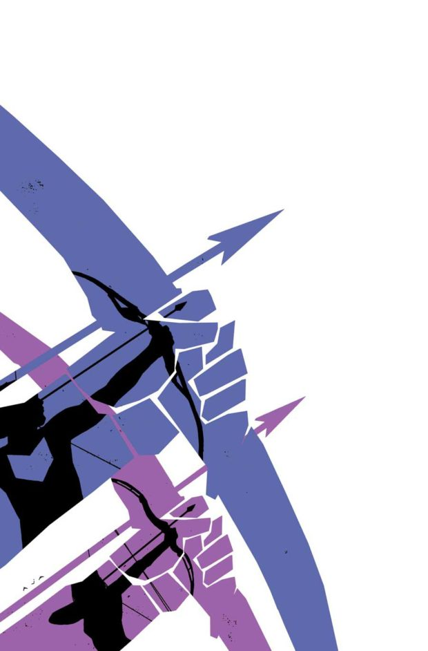 Hawkeye #3 (Marvel) - Artist: David Aja