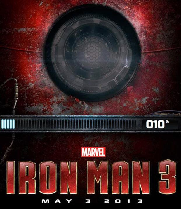 Iron Man 3 - Sneak Preview on Facebook