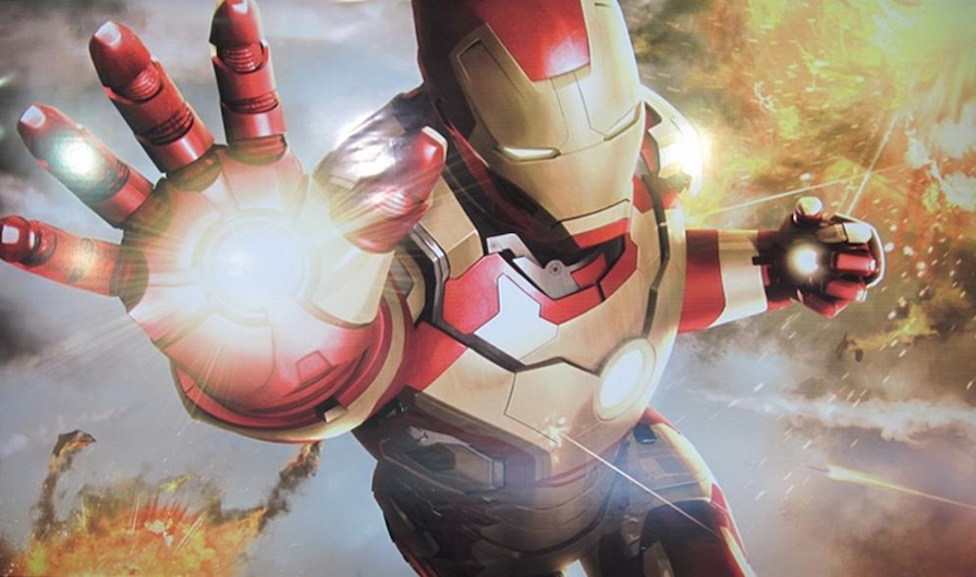 Iron Man 3 poster?