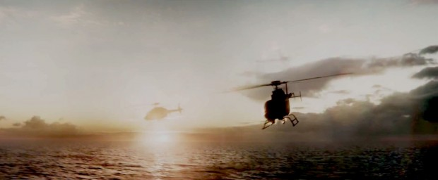 Iron Man 3 - Teaser - Helicopter