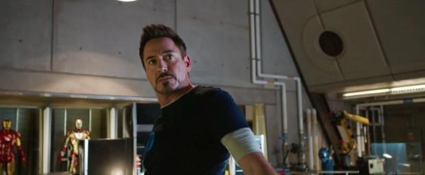 Iron Man 3 - Teaser - Tony Stark (Robert Downey Jr)
