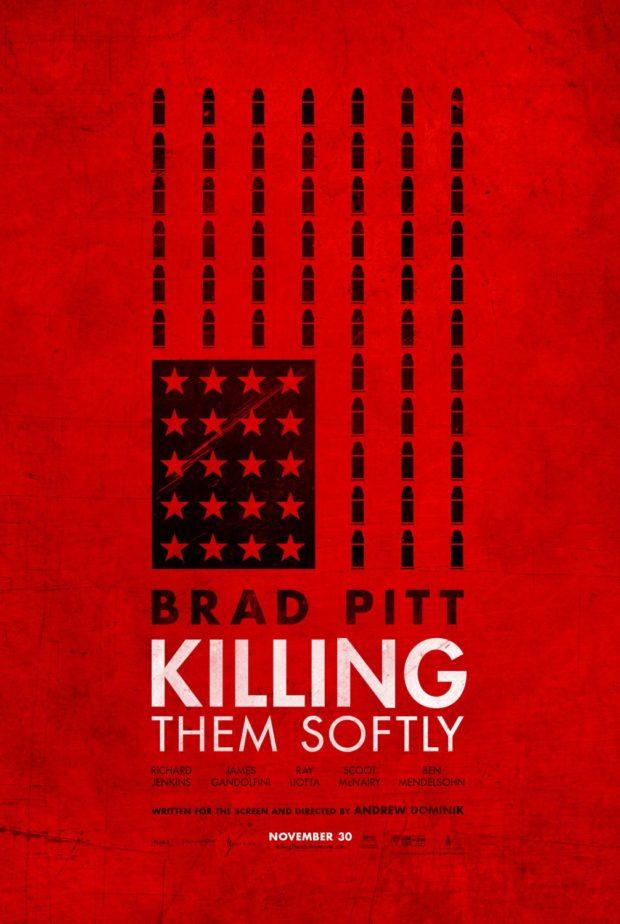 Killing Them Softly Poster - Gravillis Inc.