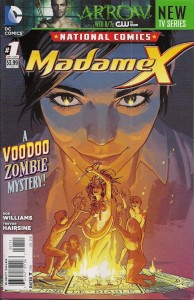 Madame X #1 Cover