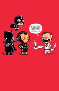New Avengers #1 - Skottie Young Variant