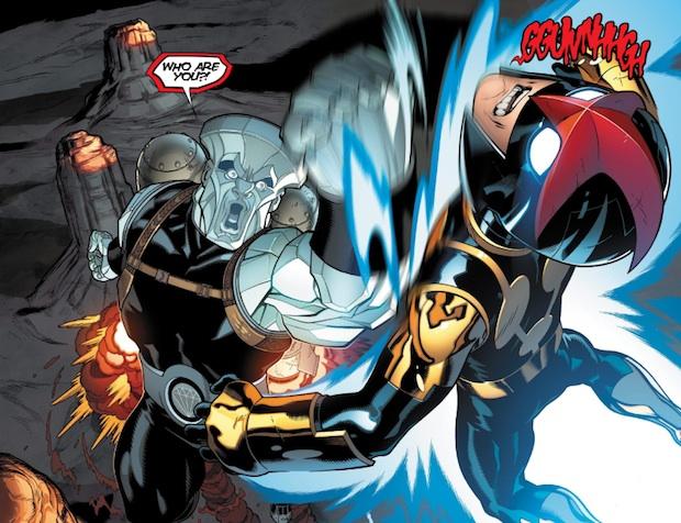 Nova - Marvel NOW! Point One