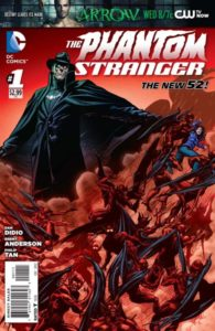 The Phantom Stranger #1 Cover
