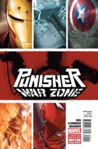 The Punisher: War Zone #1