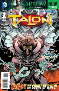 Talon #1 - Cover