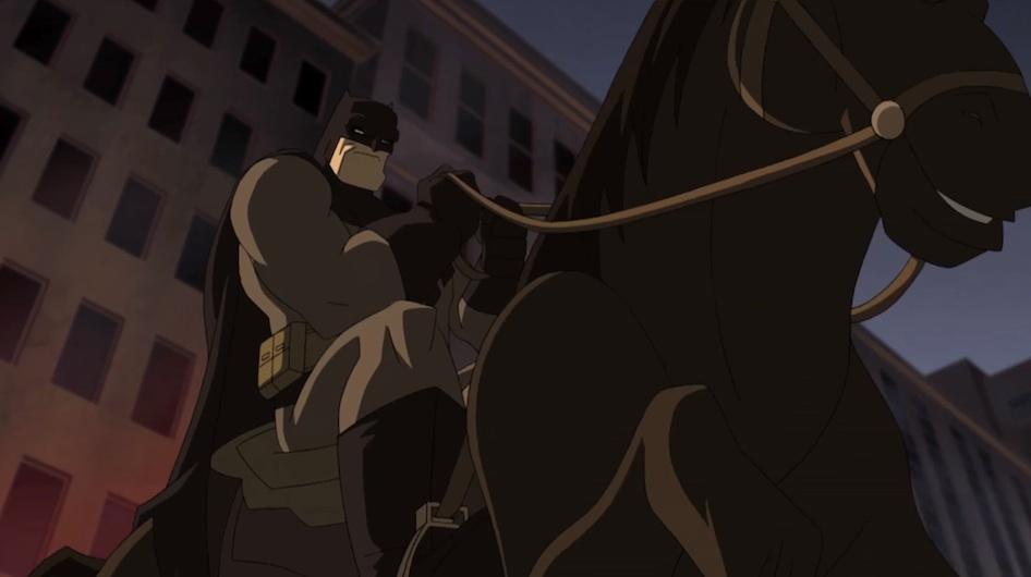 The Dark Knight Rises - Part 2