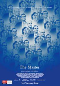 The Master poster - Australia