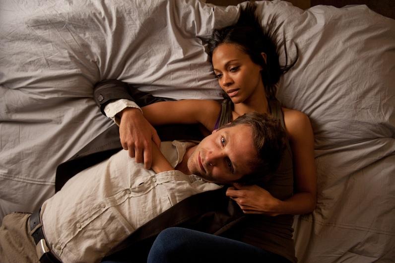 The Words - Bradley Cooper and Zoe Saldana
