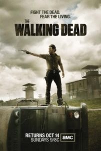 The Walking Dead: Season 3 poster