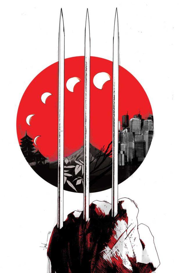 Wolverine MAX #1 (Marvel MAX) - Artist: Jock