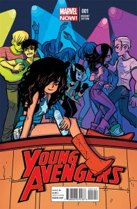 Young Avengers #1 (Marvel)
