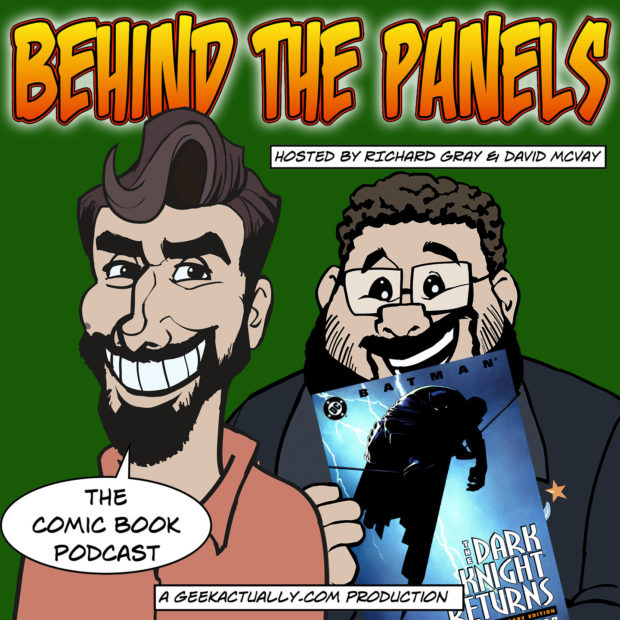 Behind the Panels #42