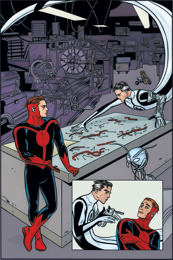 FF #1 Preview - Mike Allred Preview2