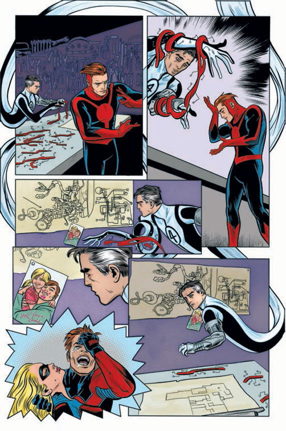 FF #1 Preview - Mike Allred Preview3