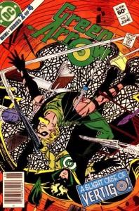 Green Arrow - Mini Series (1983) #2 - Count Vertigo